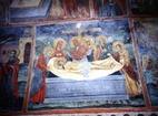Черепишки манастир - Стенопис от църквата