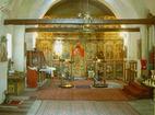 Чипровски манастир - Олтарът в църквата
