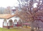 """Чирпански манастир  - Църквата """"Св. Атанасий"""""""