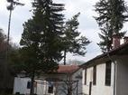 Дивотински манастир - Манастирският двор