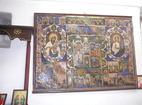 Дивотински манастир - Стенописна икона