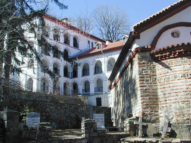 Драгалевски манастир (Снимка 1 от 22)