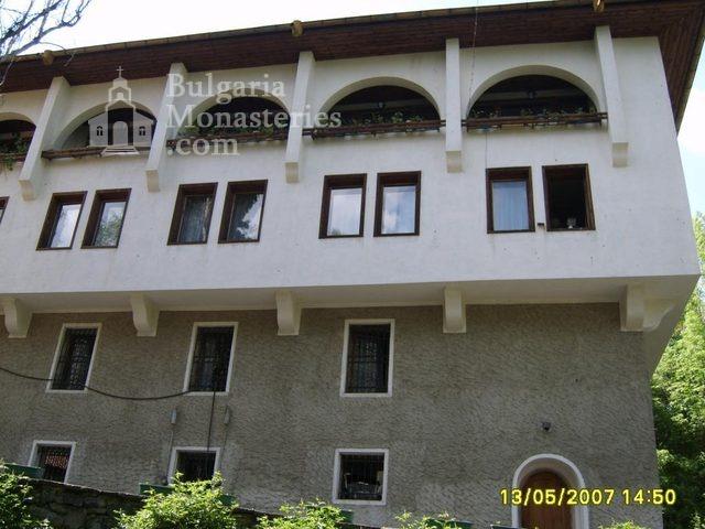 Драгалевски манастир - Жилищните сгради (Снимка 4 от 22)