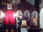 Драгалевски манастир - Олтарът в църквата