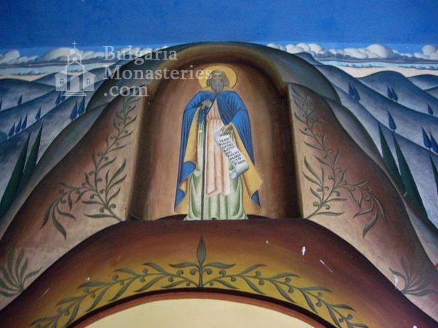 Германски манастир - Иконата на