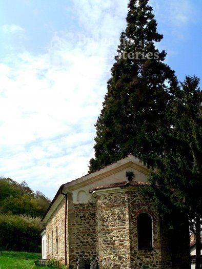 Германски манастир - Църквата