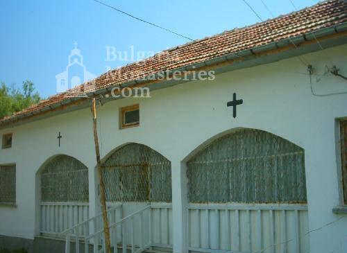 Горнобрезнишки манастир - Жилищната сграда (Снимка 5 от 8)