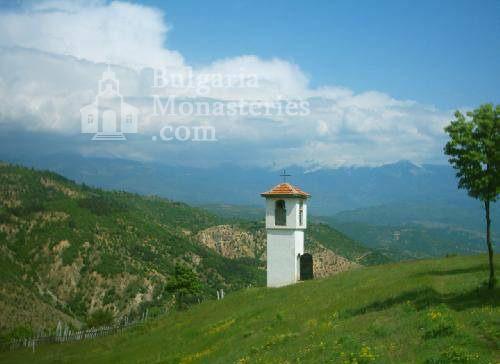 Горнобрезнишки манастир - Камбанарията (Снимка 6 от 8)