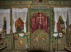 Горноводенски манастир - Иконостасът в църквата