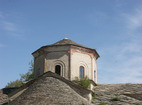 Горноводенски манастир - Куполът на църквата
