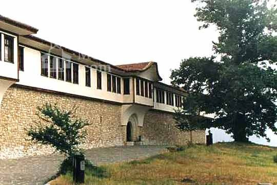 Горноводенски манастир - Манастирските стени (Снимка 16 от 20)