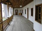 Хаджидимовски манастир - Коридорът към килиите