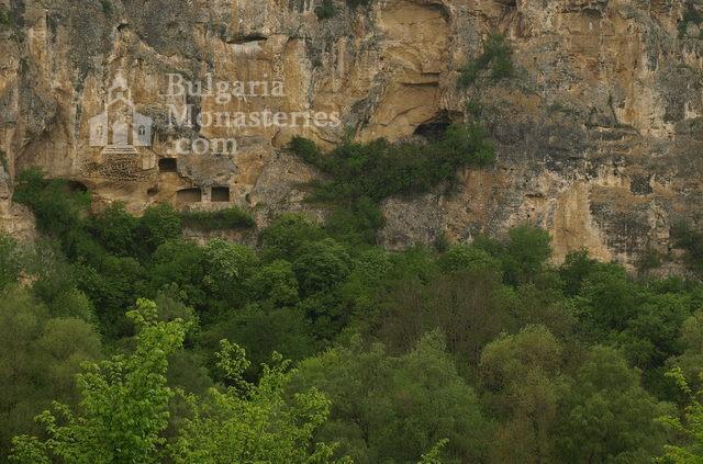 Ивановски манастир - Скални манастири (Снимка 2 от 41)