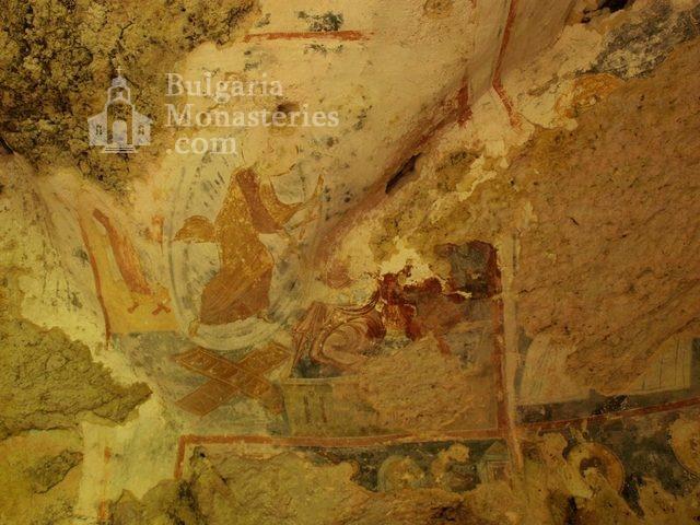 Ивановски манастир - Стенописи в Господев Дол (Снимка 34 от 41)