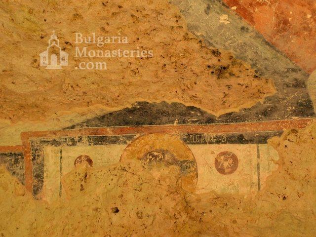 Ивановски манастир - Стенописи в Господев Дол (Снимка 35 от 41)