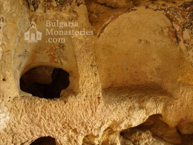 Ивановски манастир - Стенописи в църква Св. Теодор (Снимка 29 от 41)