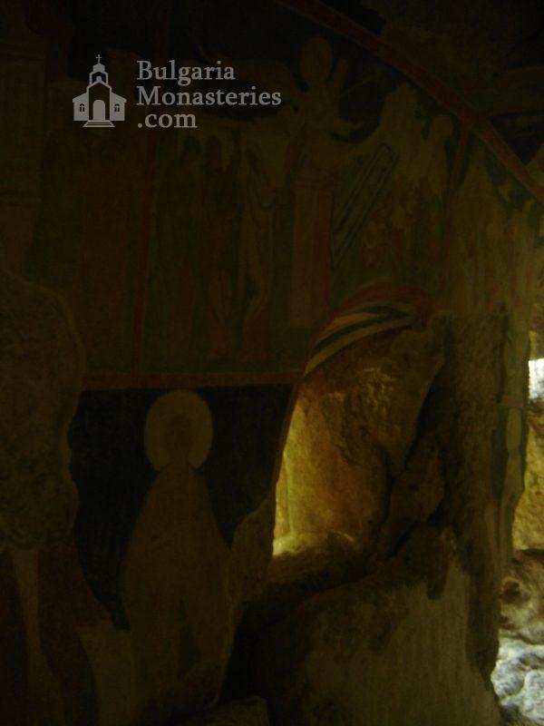 Ивановски манастир - Стенописи в църквата Св. Богородица (Снимка 19 от 41)