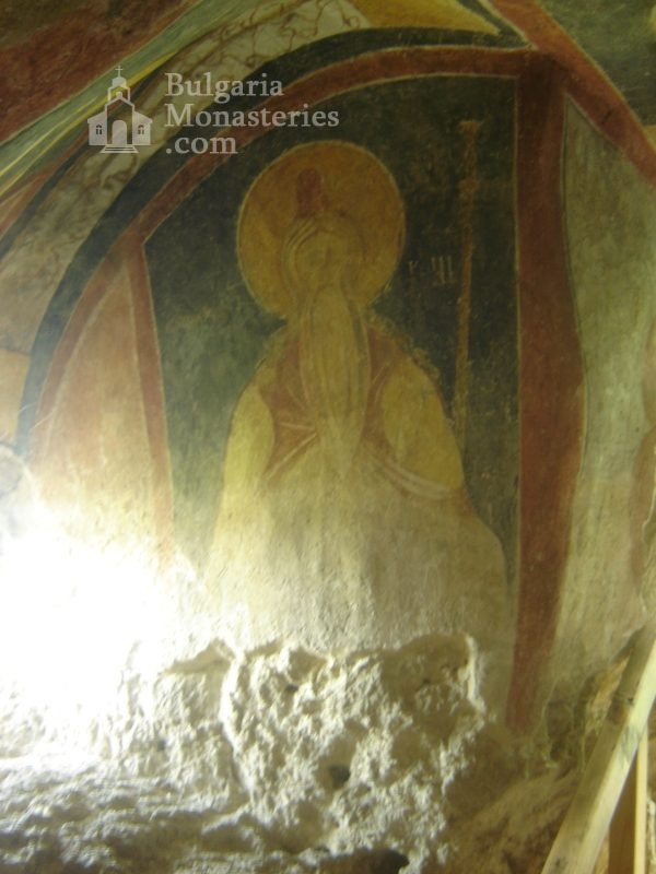 Ивановски манастир - Стенописи в църквата Св. Богородица (Снимка 20 от 41)