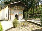Изворски манастир - Църквата