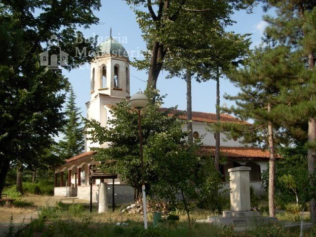 Калугеровски манастир - Църквата