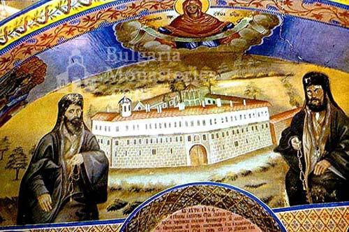 Къпиновски манастир - Ктиторите братя Хорозови (Снимка 5 от 20)