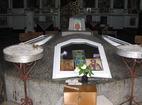 Каранвърбовски манастир - Аязмото в храма