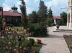Кърджалийски манастир - Градината