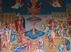 Кърджалийски манастир - Стенопис