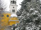 """Казанлъшки манастир - Църквата ,,Въведение Богородично """""""