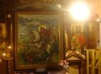Килифаревски манастир  - Стенописи в църквата - 17 в.