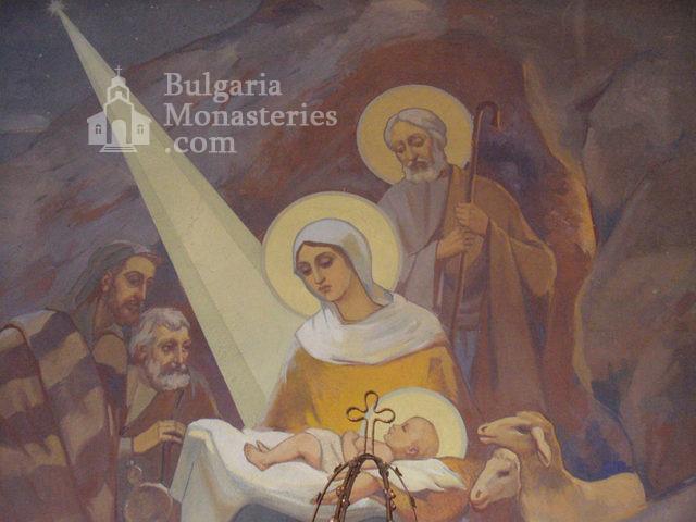 Клисурски манастир - Стенописи в църквата (Снимка 20 от 34)