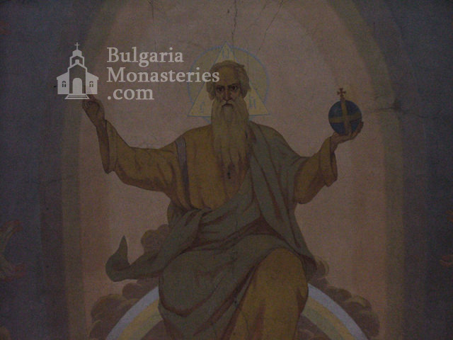 Клисурски манастир - Стенописи в църквата (Снимка 22 от 34)