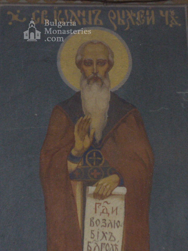 Клисурски манастир - Стенописи в църквата (Снимка 24 от 34)