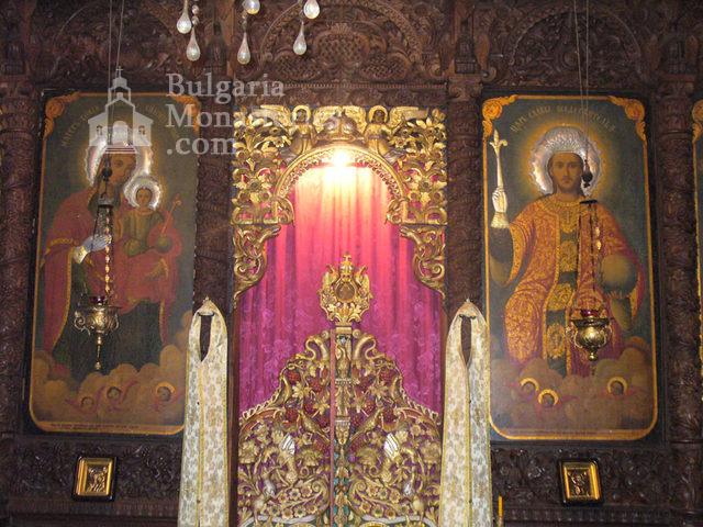 Клисурски манастир - Църковният олтар (Снимка 26 от 34)
