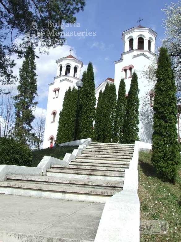 Клисурски манастир - Църквата  (Снимка 3 от 34)