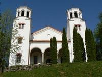 Клисурски манастир - Църквата