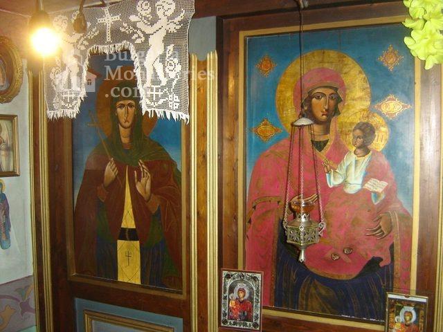 Копривецки манастир - Олтарът в църквата (Снимка 14 от 18)