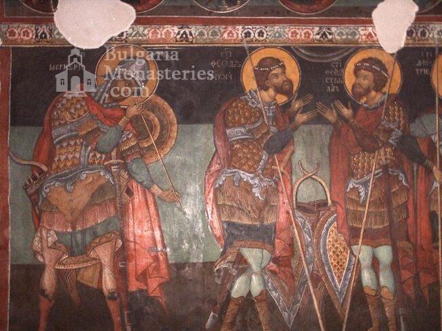 Кремиковски манастир (Снимка 17 от 29)
