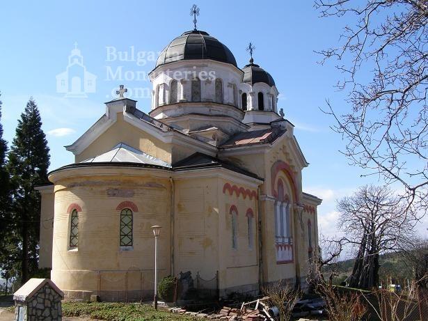 Кремиковски манастир - Новата църква (Снимка 11 от 29)