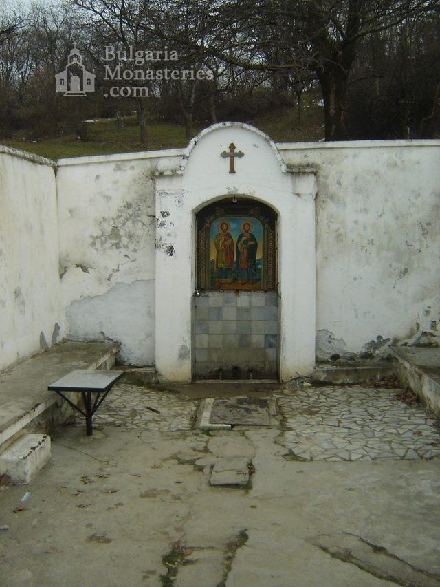 Кукленски манастир - Аязмото (Снимка 19 от 27)