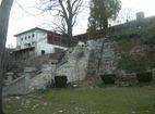 Кукленски манастир - Дворът