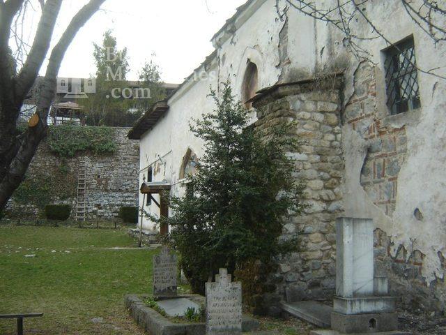 Кукленски манастир - Църквата (Снимка 14 от 27)