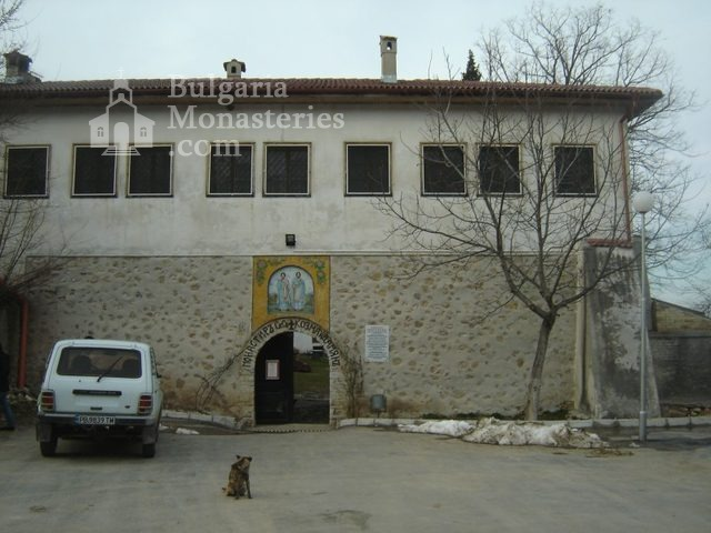 Кукленски манастир - манастирската порта (Снимка 5 от 27)