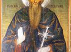 Курилски манастир - Икона