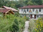 Курилски манастир - Манастирският двор