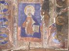 Курилски манастир - Стенописис в църквата