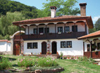 Лозенски манастир - Жилищната сграда