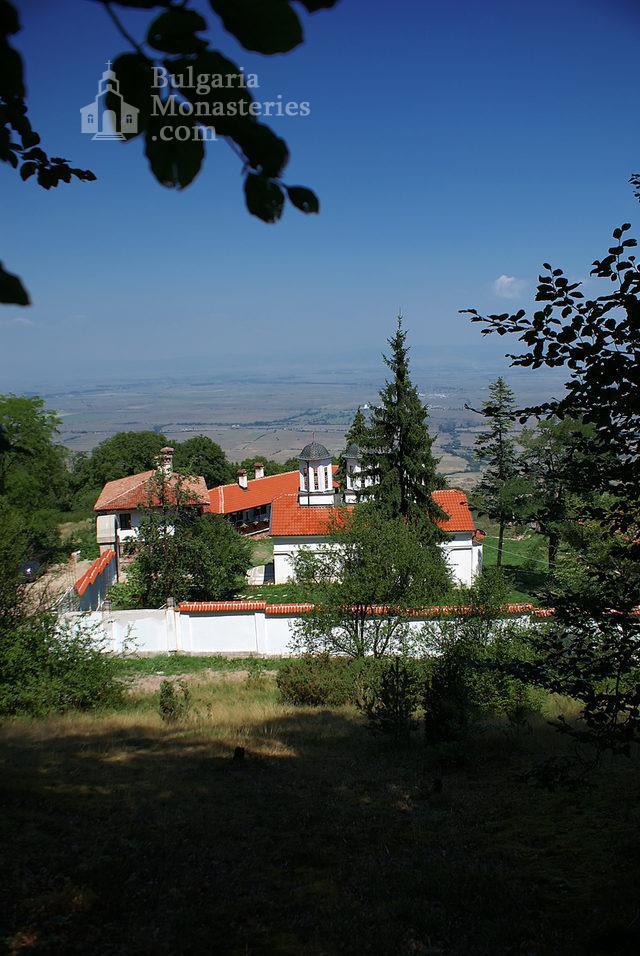 Лозенски манастир - Комплексът (Снимка 10 от 15)