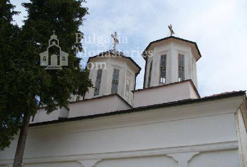 Лозенски манастир - Куполите на църквата (Снимка 8 от 15)