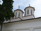 Лозенски манастир - Куполите на църквата